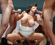 Ghostbusters XXX Parody: Part 3 - Veronica Avluv - 2