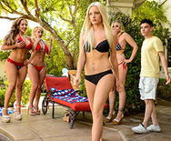Cumming To America - Richelle Ryan - Phoenix Marie - Julia Ann - 1