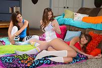 Pijamada Adolescente